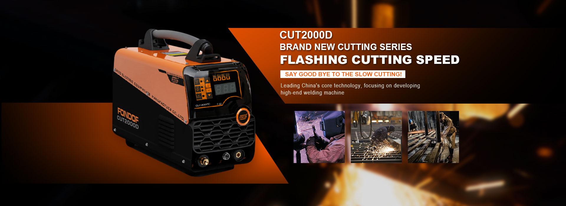 AIR Plasma Cutting Machines  CUT 2000DN