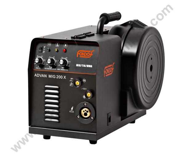IGBT Inverter Series ADVAN MIG 200X