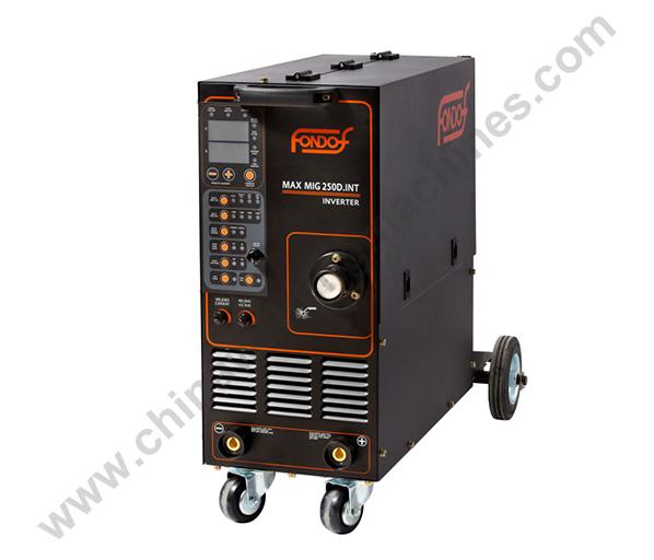 IGBT Inverter Series ADVAN MIG 250D.INT
