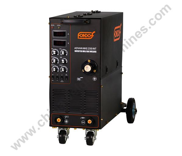 IGBT Inverter Series ADVAN MIG 250INT